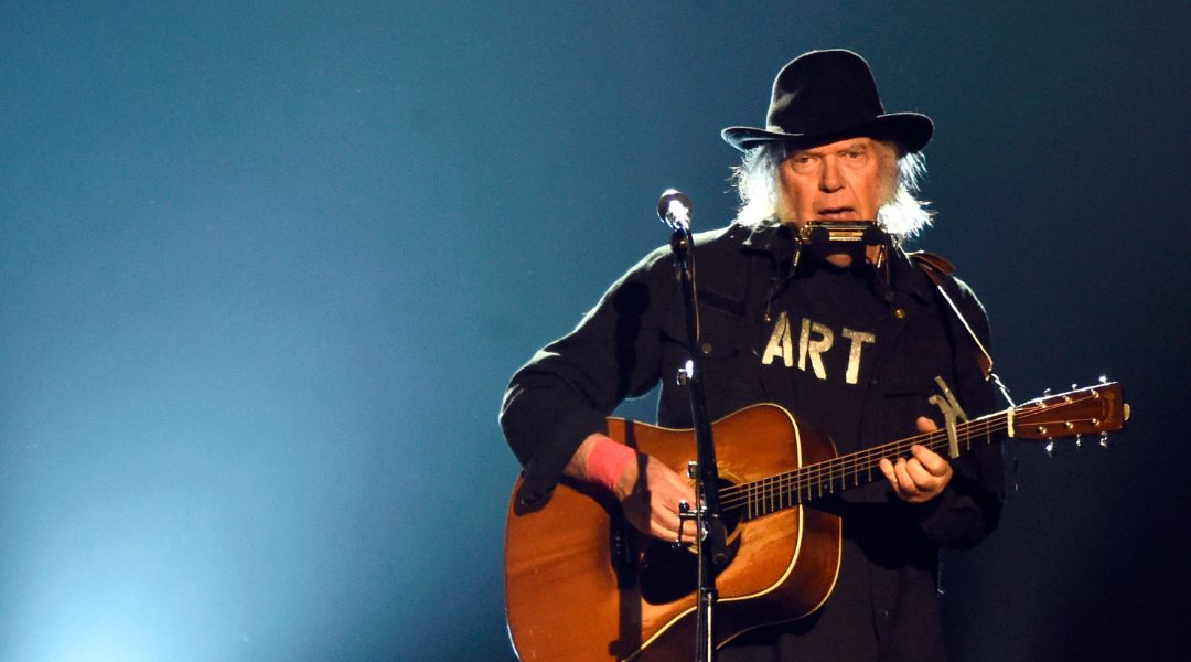 El fracaso como catalizador del éxito según Neil Young
